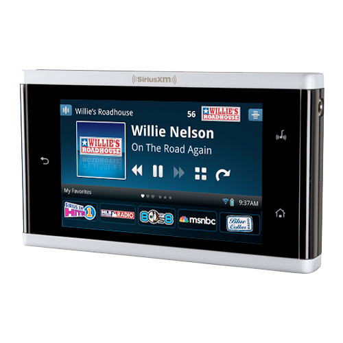 Shop SiriusXM - SiriusXM Lynx Wi-Fi Enabled Portable Radio - ONE_SIZE-IMAGE01