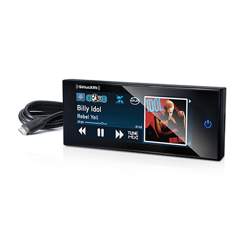 Shop SiriusXM - SiriusXM Commander Touch™ - ONE_SIZE-IMAGE01