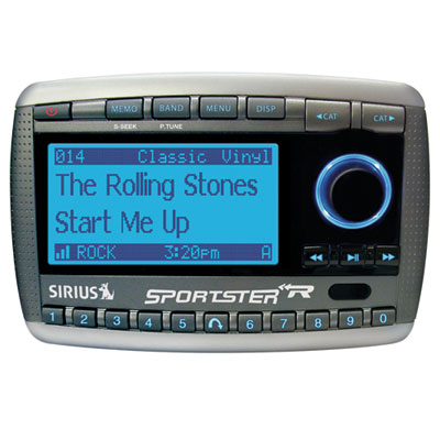 Shop SiriusXM - Sirius Sportster Replay Radio and Car Kit - ONE_SIZE-IMAGE01