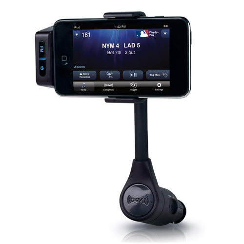 xm skydock for the vehicle
