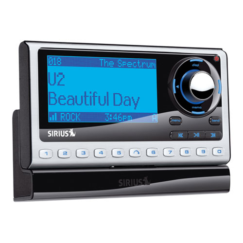 Shop SiriusXM - Sportster 4 Dock & Play Radio with Vehicle Kit - ONE_SIZE-IMAGE01
