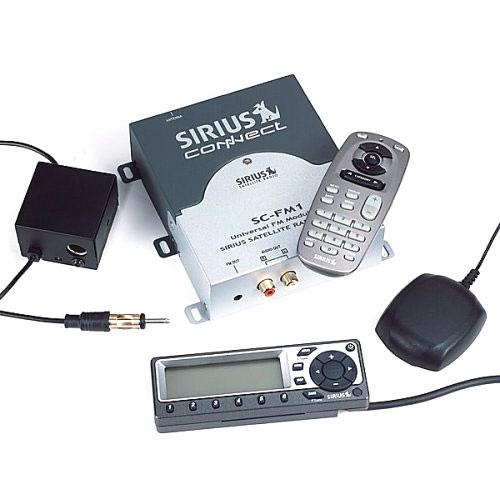 Shop SiriusXM - Starbase Universal FM Modulator - ONE_SIZE-IMAGE01