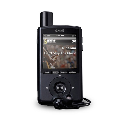 Shop SiriusXM - XMp3 Portable Radio with Home Kit - ONE_SIZE-IMAGE01