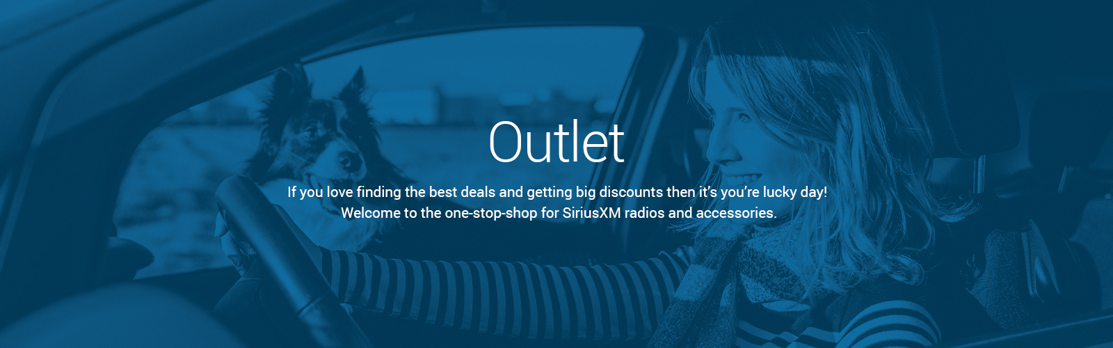Discounted Outlet Radios