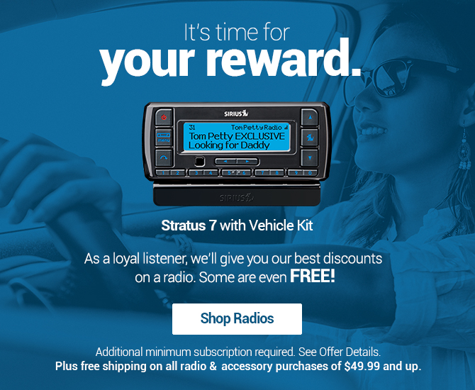 Shop SiriusXM-Subscriber Exclusive Free Stratus 7 with Vehicle Kit