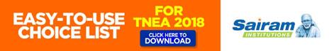 TNEA Choice List