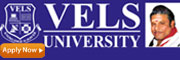 vels university