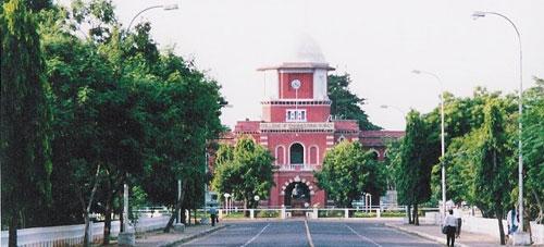 Anna University Chennai, Chennai, Tamilnadu, India - Regular ...
