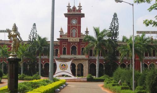 tamilnadu- agriculture university