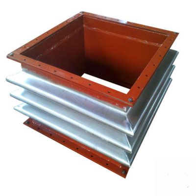 Rectangular-expansion-joint