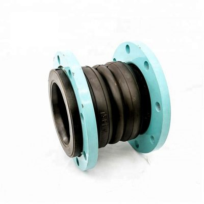 double arch rubber joint