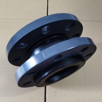 PVC flange rubber expansion joint
