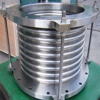 Stainless steel 321 bellows expansion joint