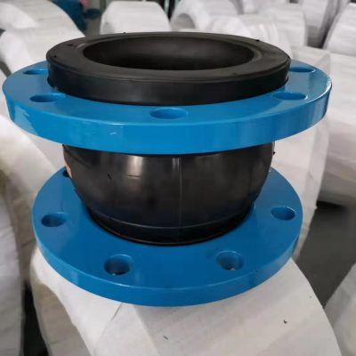 Carbon steel flange rubber joint