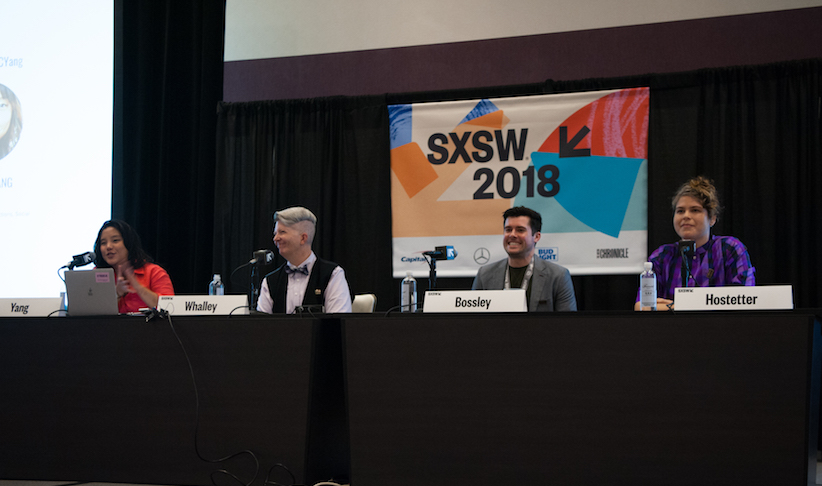 "What It's Like to be ""Othered"" and More at SXSW 2018"