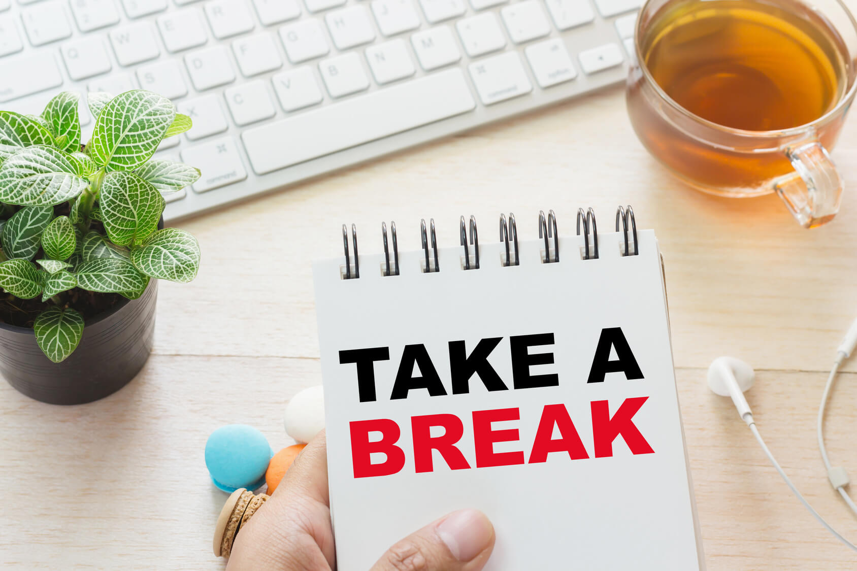 HOW TO STAY MOTIVATED ON YOUR TEFL COURSE - Take a Break