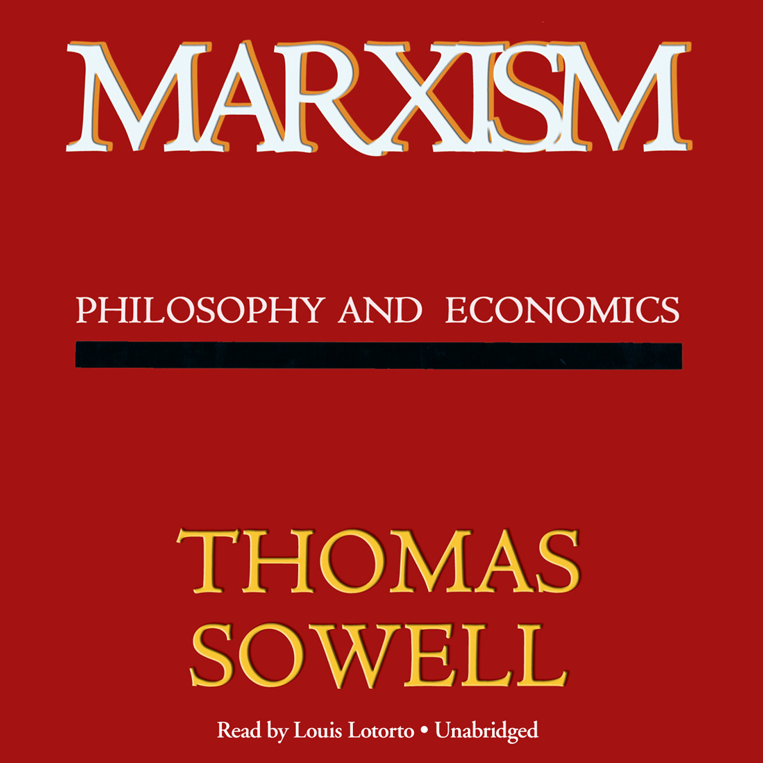 Printable Marxism: Philosophy and Economics Audiobook Cover Art