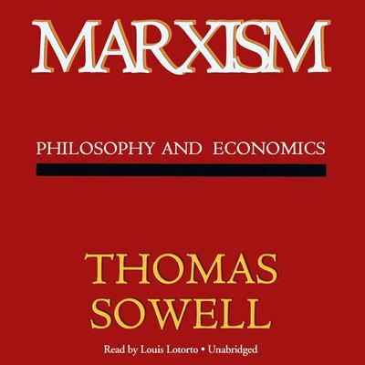 Marxism: Philosophy and Economics Audiobook, by