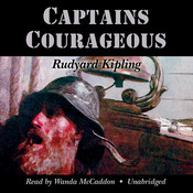 Captains Courageous, by Rudyard Kiplin