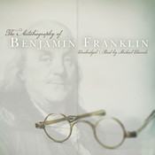 The Autobiography of Benjamin Franklin Audiobook, by Benjamin Franklin