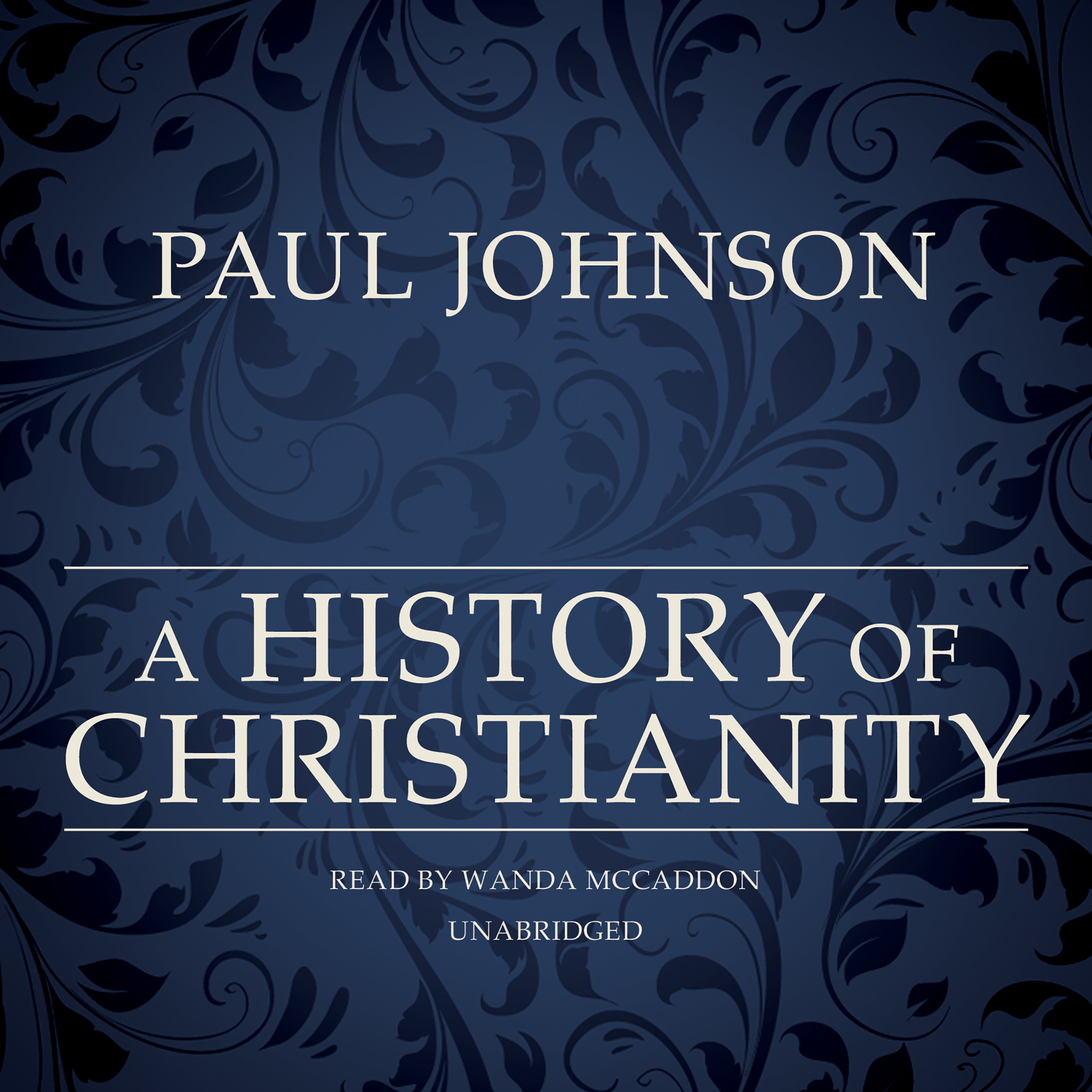 Printable A History of Christianity Audiobook Cover Art