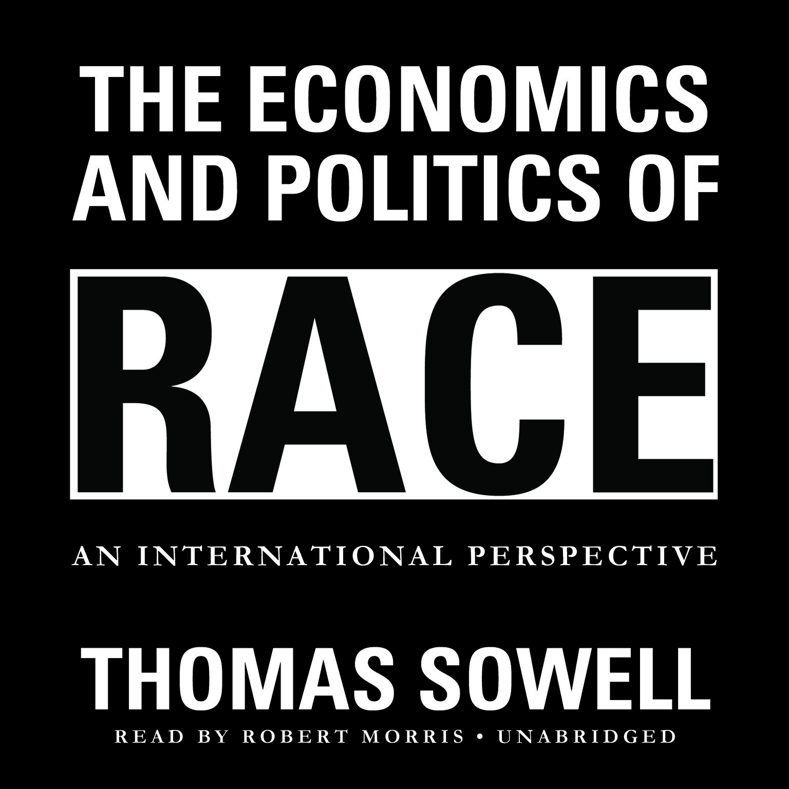 Printable The Economics and Politics of Race: An International Perspective Audiobook Cover Art