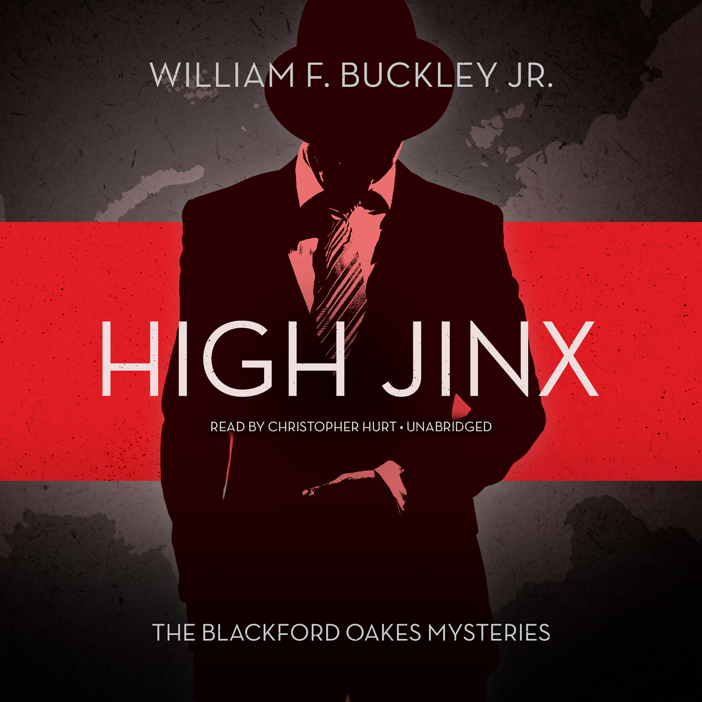 Printable High Jinx Audiobook Cover Art