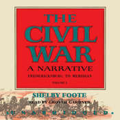 The Civil War: A Narrative, Vol. 2, by Shelby Foote