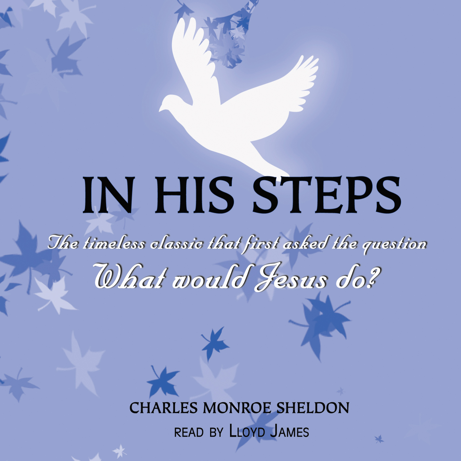 Printable In His Steps Audiobook Cover Art