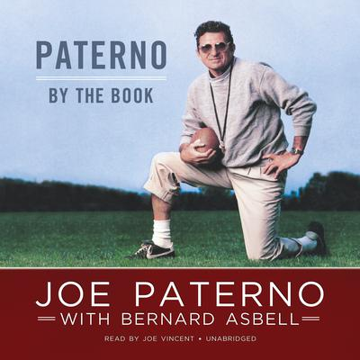 Paterno: By the Book Audiobook, by Joe Paterno
