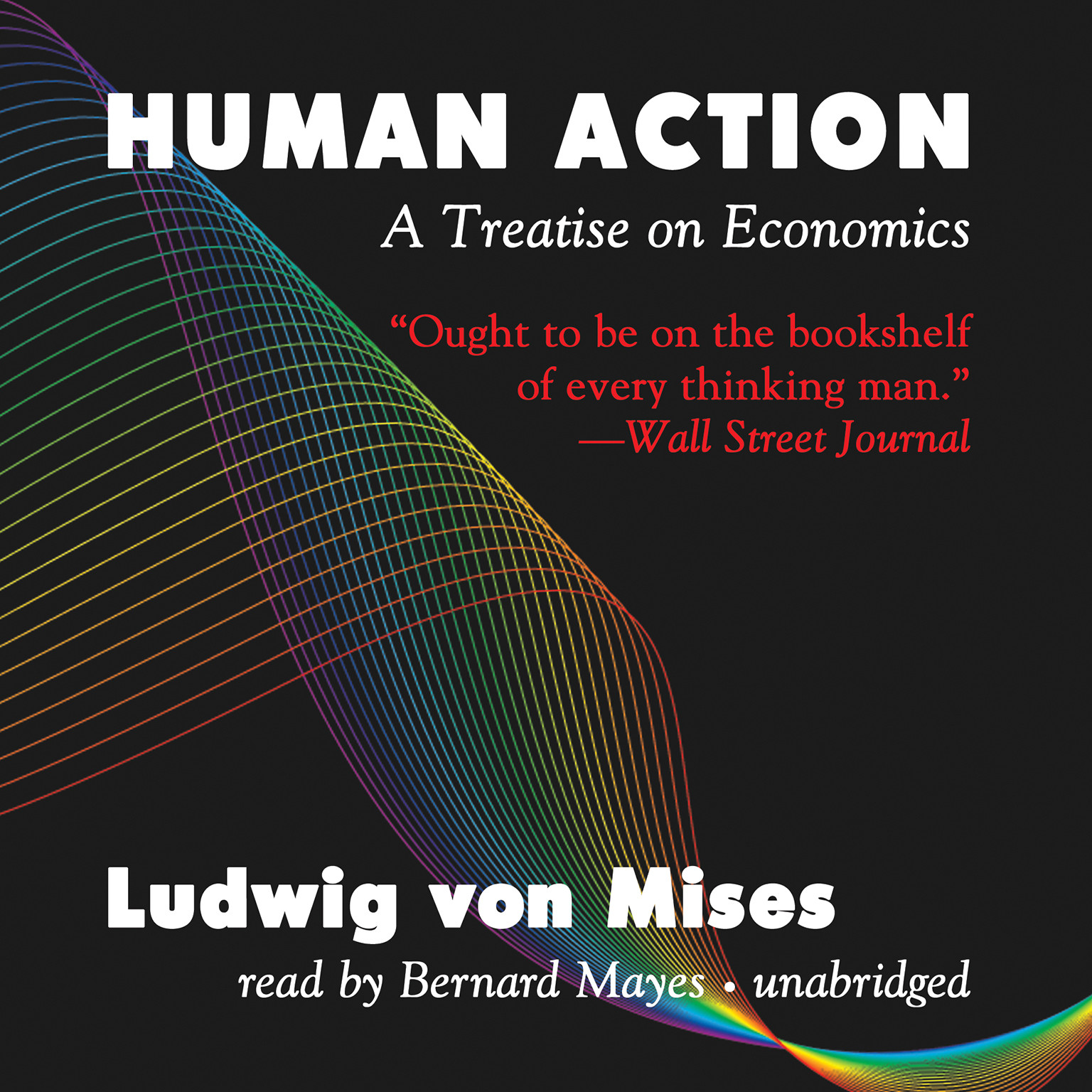 Printable Human Action, Third Revised Edition: A Treatise on Economics Audiobook Cover Art