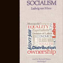 Socialism: An Economic and Sociological Analysis Audiobook, by Ludwig von Mises
