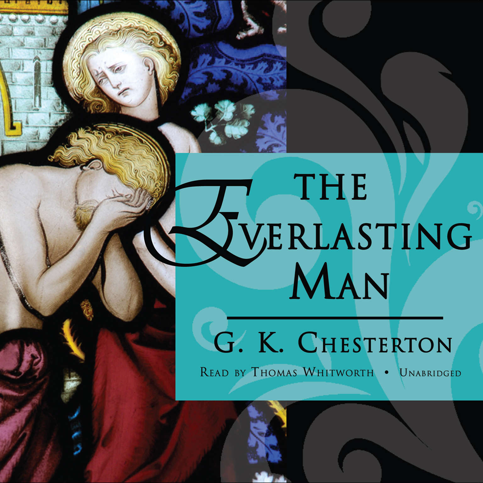 Printable The Everlasting Man Audiobook Cover Art