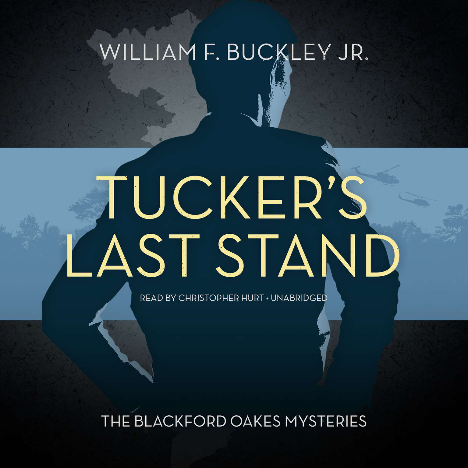 Printable Tucker's Last Stand Audiobook Cover Art