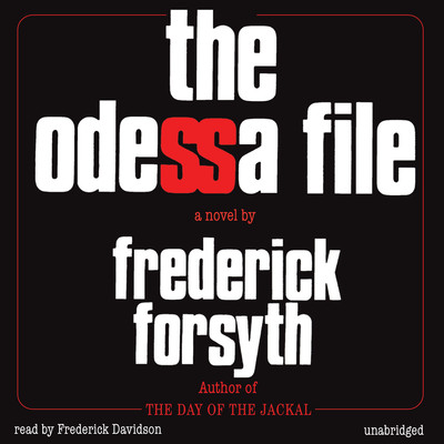 The Odessa File Audiobook, by