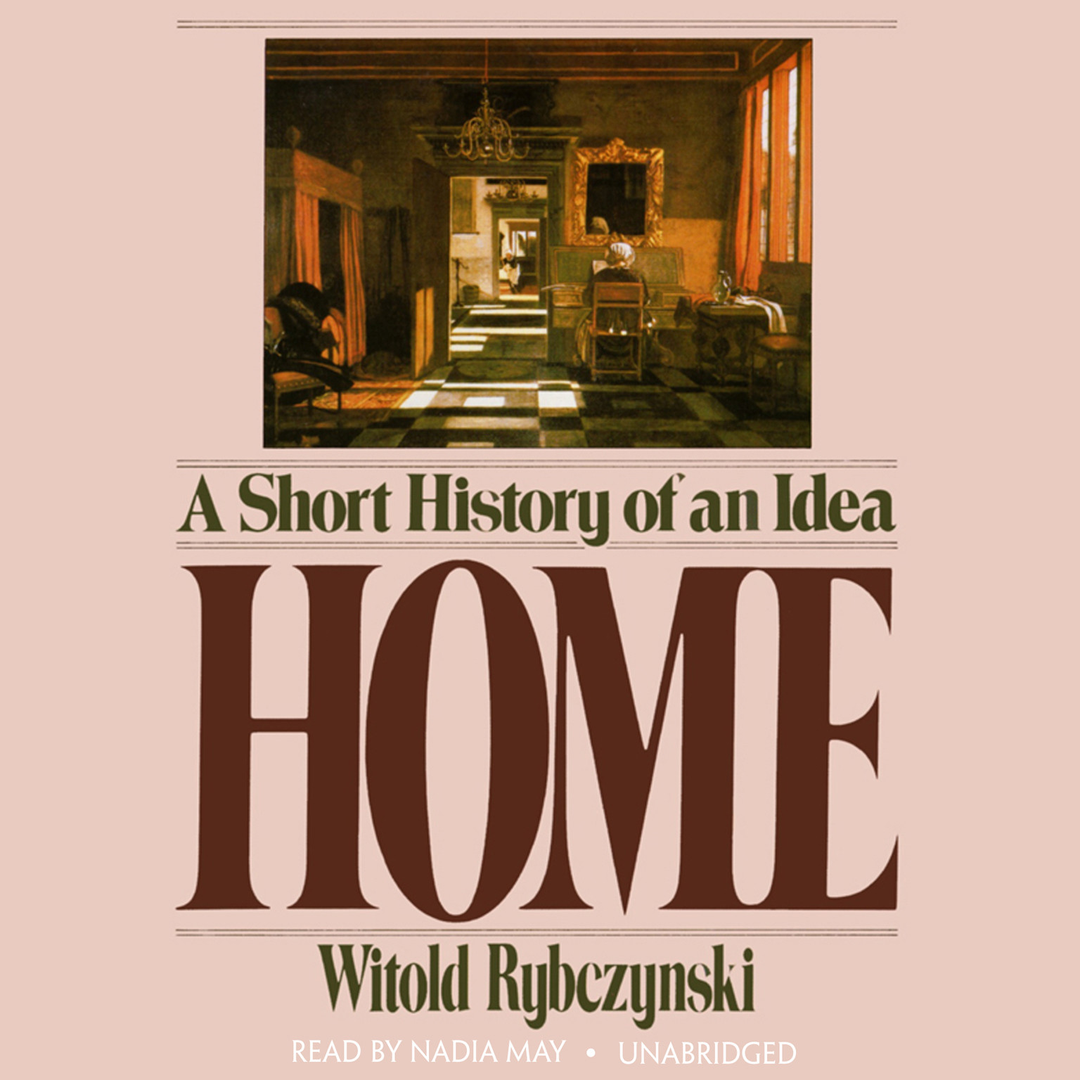 Printable Home: A Short History of an Idea Audiobook Cover Art