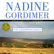 The Conservationist Audiobook, by Nadine Gordimer
