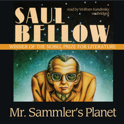 Mr. Sammler's Planet Audiobook, by Saul Bellow