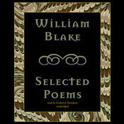 William Blake: Selected Poems Audiobook, by William Blake