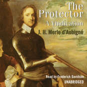 The Protector: A Vindication Audiobook, by Jean-Henri Merle d'Aubigné