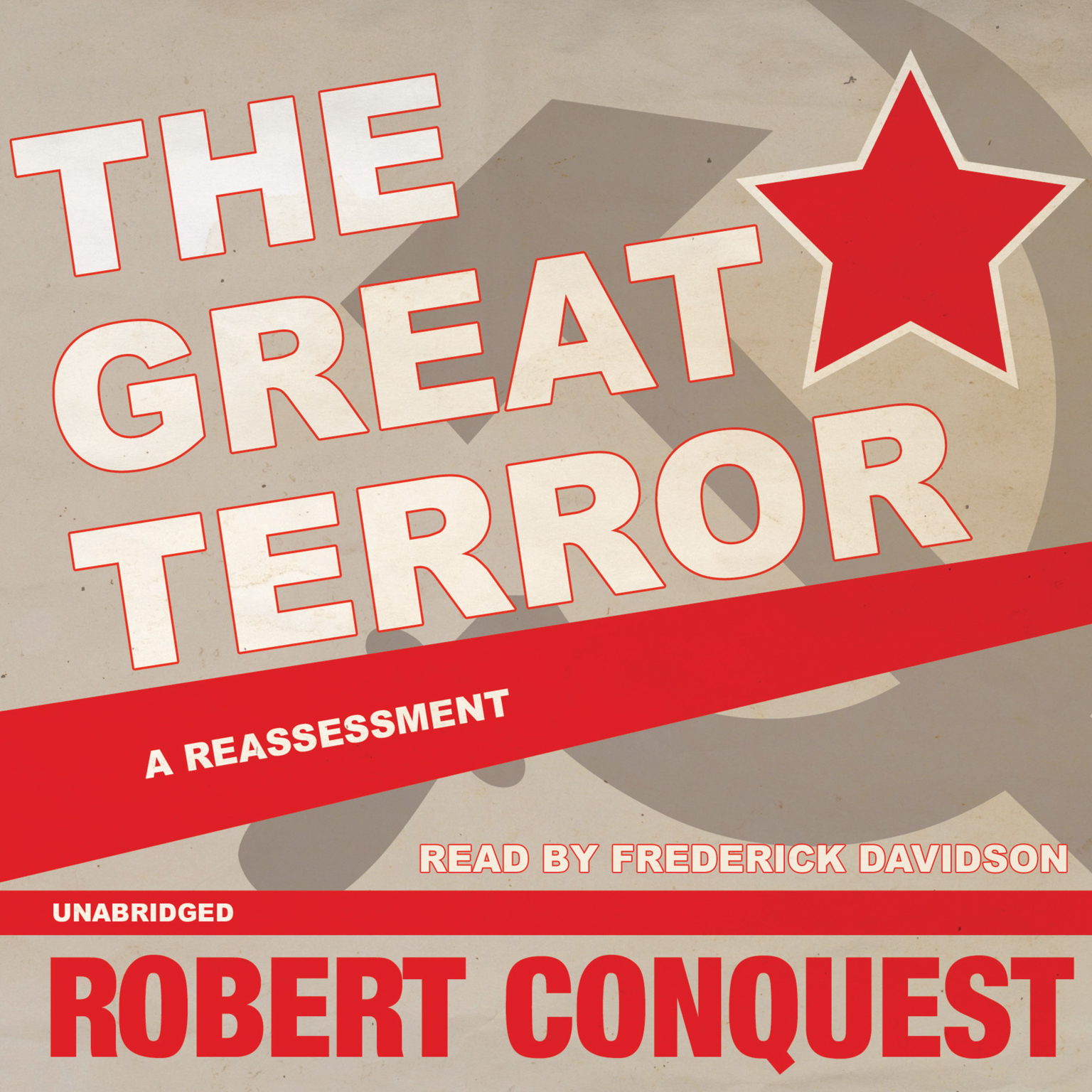 Printable The Great Terror: A Reassessment Audiobook Cover Art