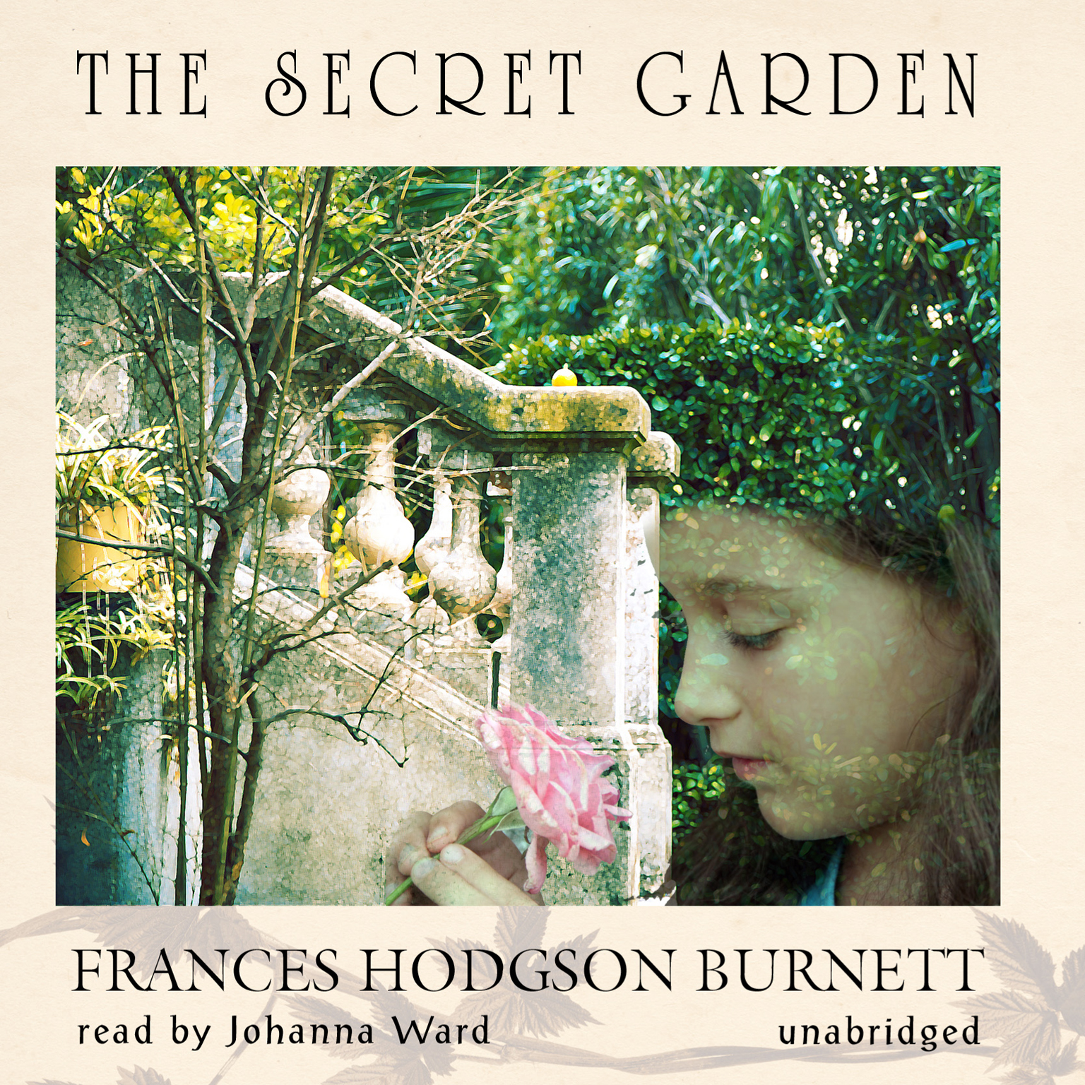 The Secret Garden Audiobook, By Frances Hodgson Burnett Design Inspirations