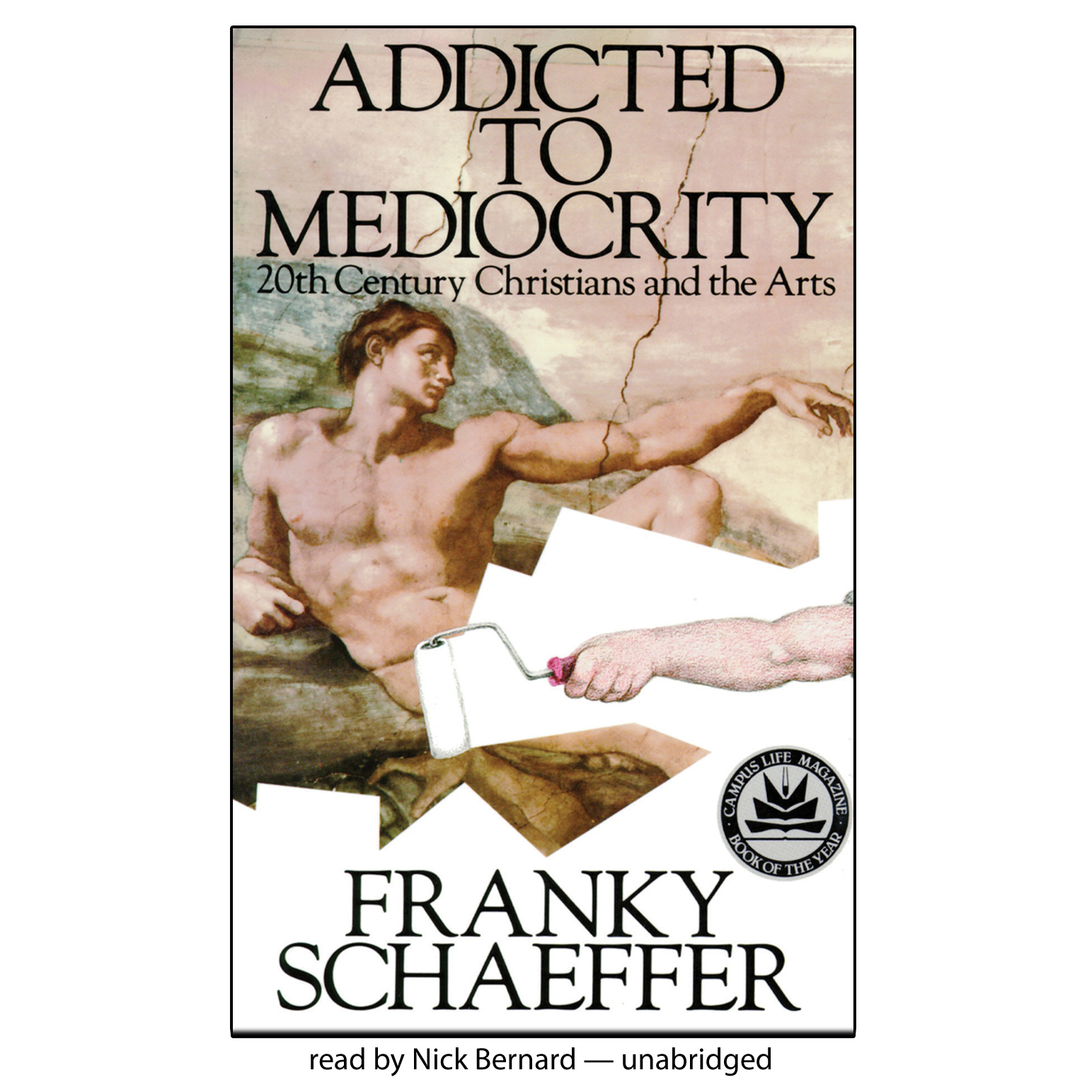 Printable Addicted to Mediocrity: 20th Century Christians and the Arts Audiobook Cover Art
