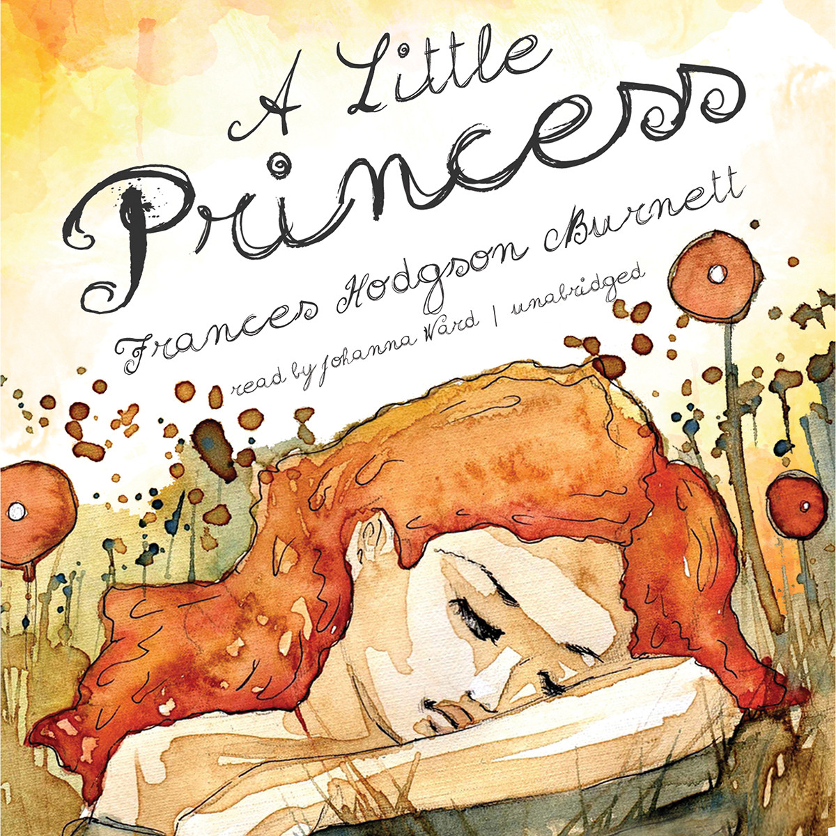 Printable A Little Princess Audiobook Cover Art