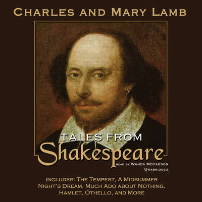 Printable Tales from Shakespeare Audiobook Cover Art