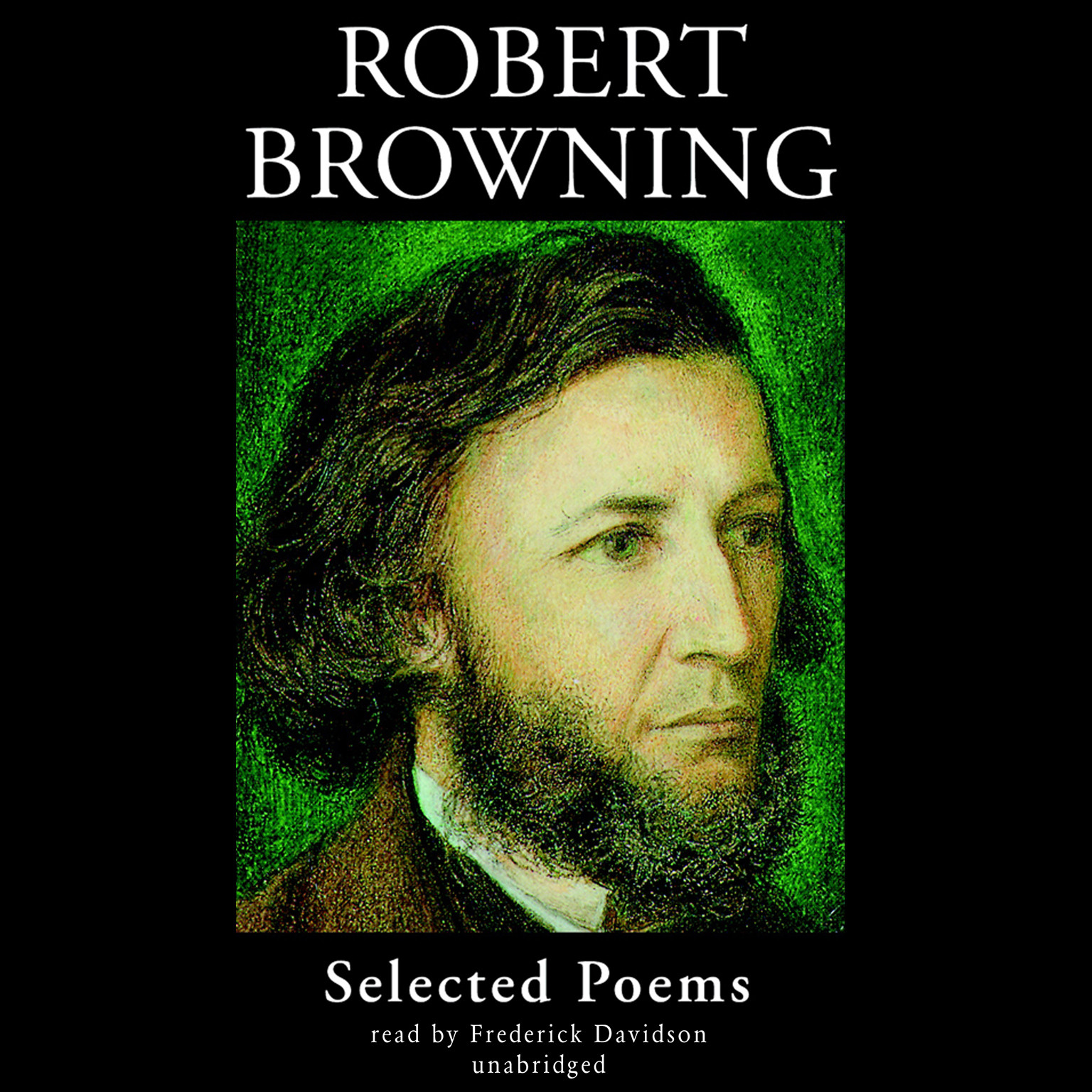 Printable Robert Browning: Selected Poems Audiobook Cover Art