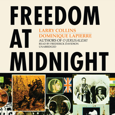 Freedom at Midnight Audiobook, by Larry Collins