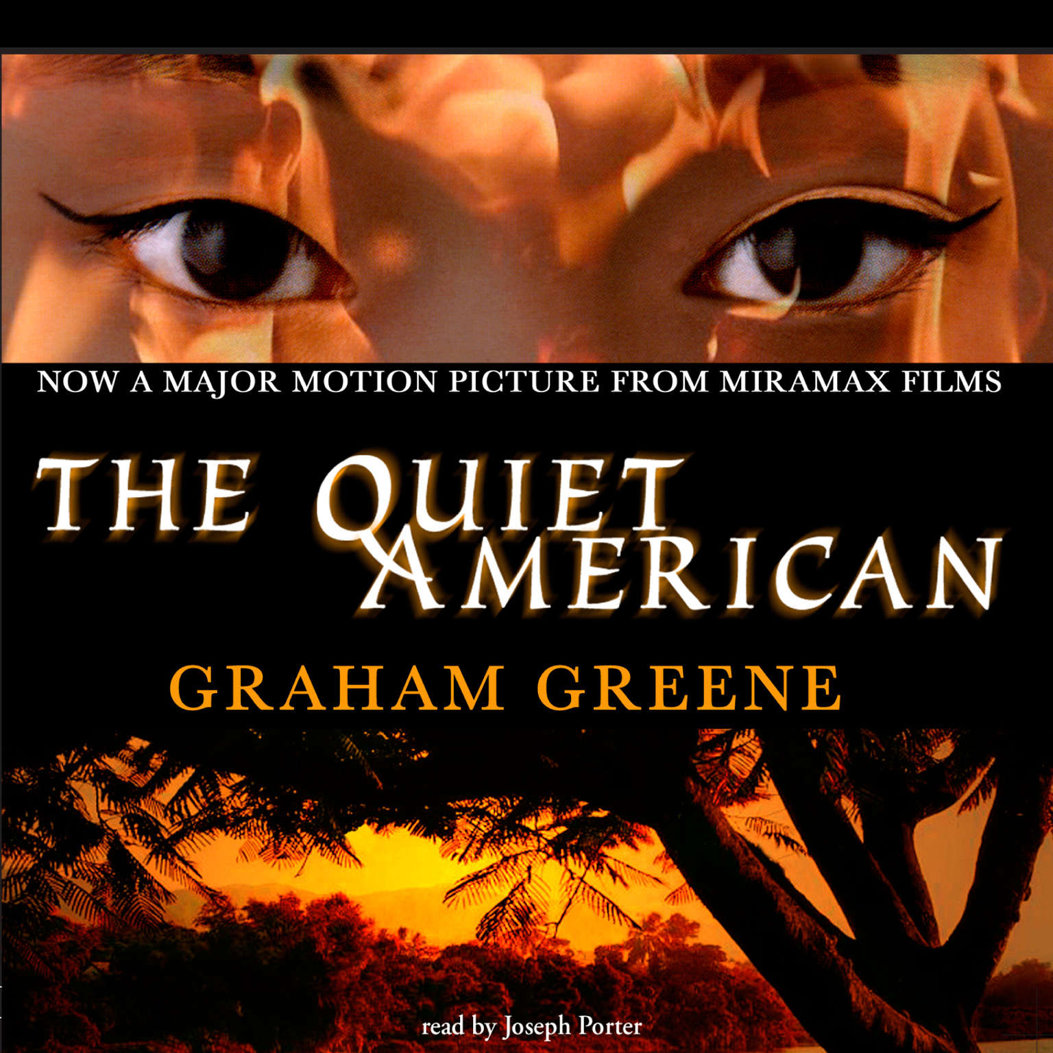 Printable The Quiet American Audiobook Cover Art
