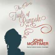 The Trials of Rumpole Audiobook, by John Mortimer