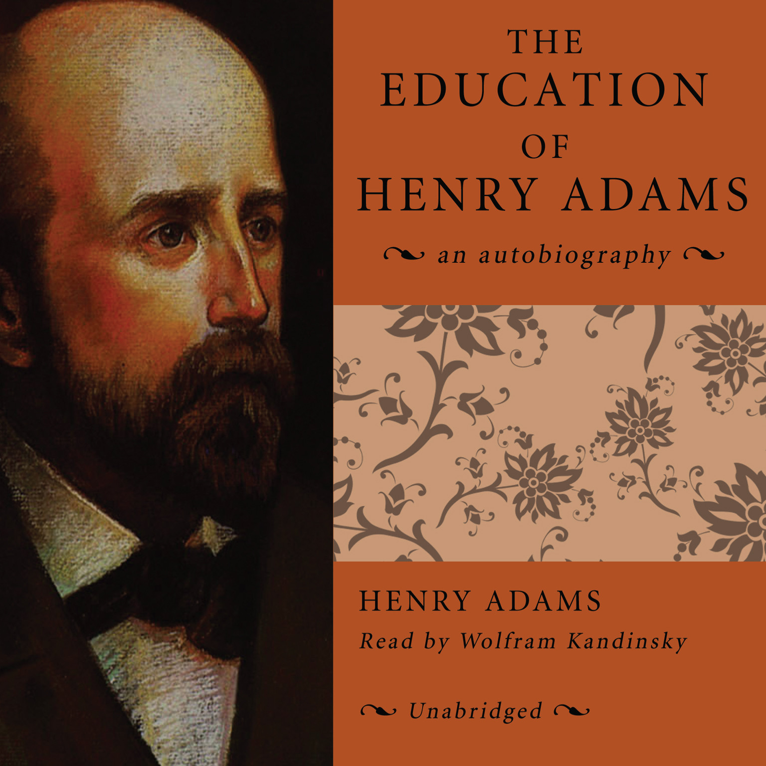 Printable The Education of Henry Adams Audiobook Cover Art